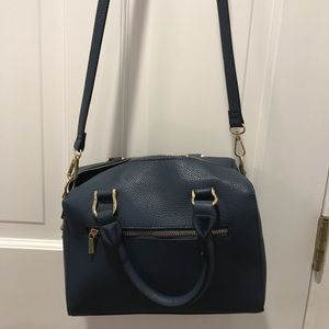 A New Day Navy Purse